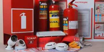 Обучение пожарной безопасности