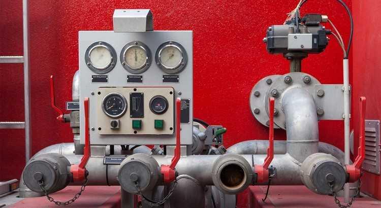 проверка пожарного насоса на герметичность