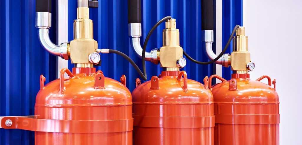 Расчёт категории пожарной опасности АЗС