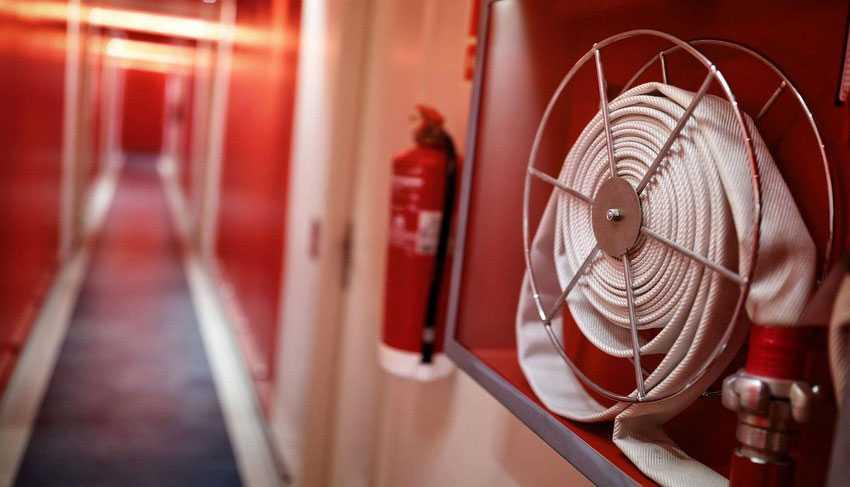Расчет категории пожарных рукавов